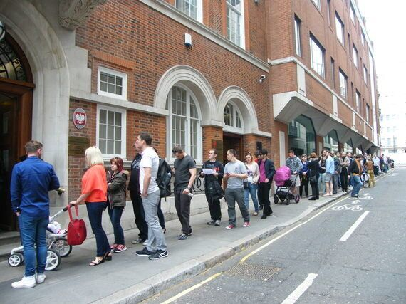 (Not) Voting While Polish: London Pole's Guide To Recent
