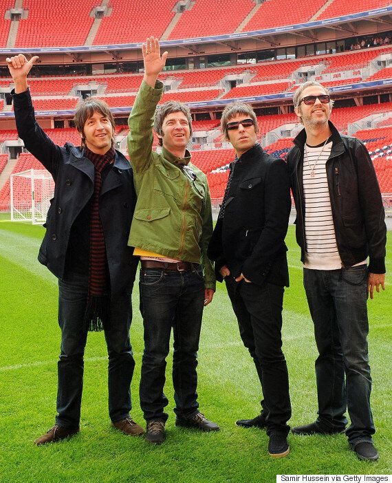Oasis Reunion To Happen WITHOUT Noel