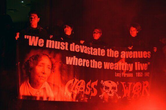 Class War Against London's Housing