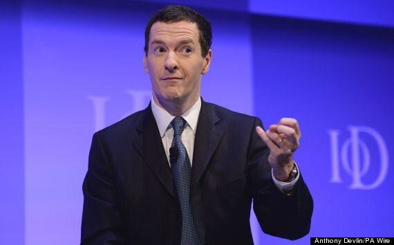 George Osborne Accused Of 'Spin' After Claiming Victory By Halving EU Budget