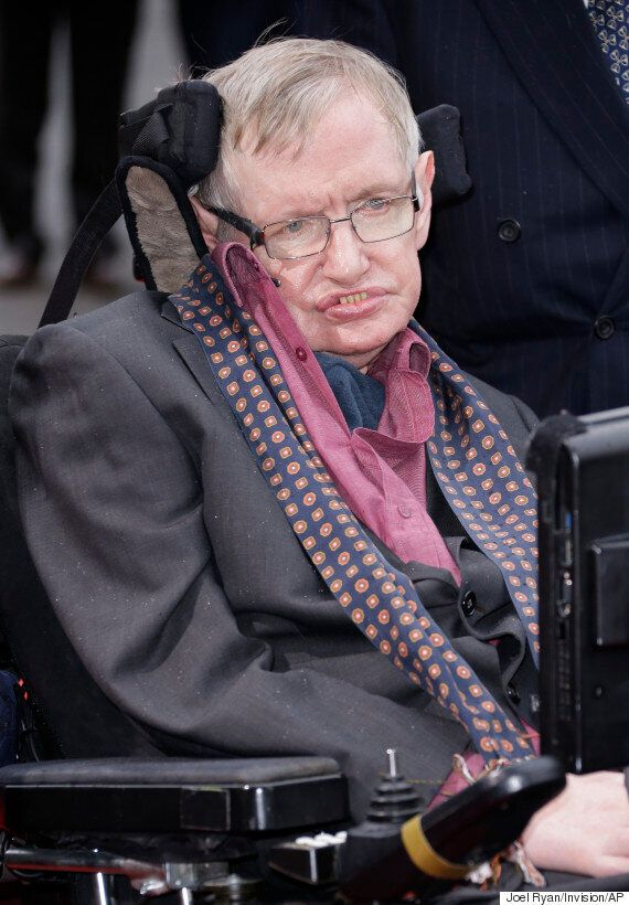 Glastonbury 2015: Stephen Hawking Joins Kanye West And The Who On The Music Festival's