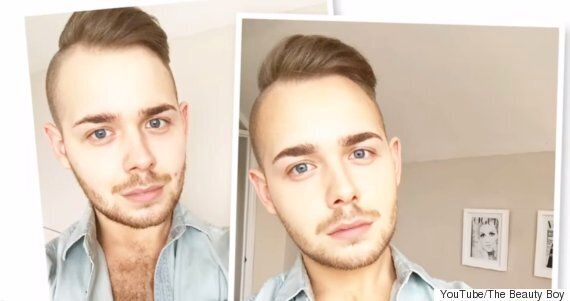 How To Hide Spots With 'No Makeup' Makeup: Male Beauty Vlogger's Advice For A Natural Cover
