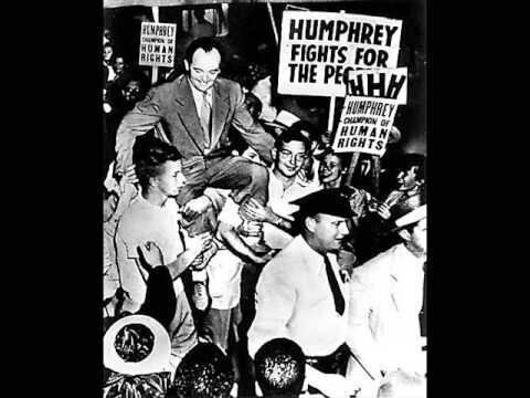 Hubert Humphrey, Harry Truman, Henry Wallace and the Forgotten Civil Rights Landmarks of
