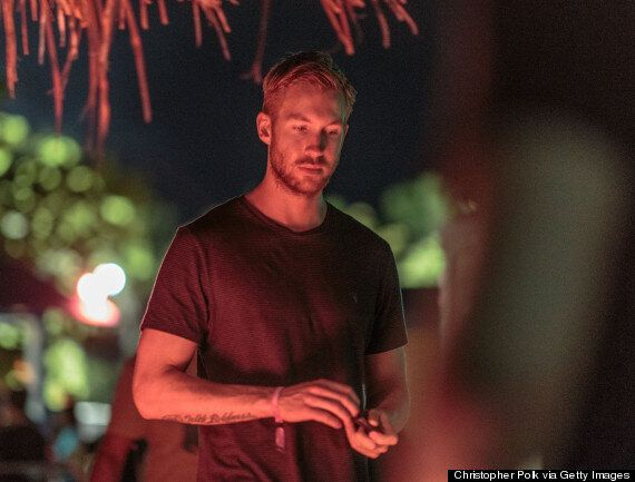 MTV EMAs 2014: Calvin Harris Pulls Out Of Europe Music Awards Performance Due To 'Heart