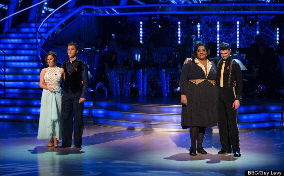 'Strictly Come Dancing': Alison Hammond Loses Out To Caroline Flack In Dance-Off, Vows To Dance At Blackpool