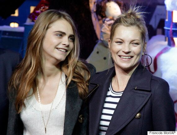 Kate Moss 'Blacklists Former Pal Cara