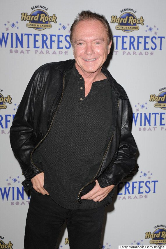 David Cassidy Sentenced To 50 Hours Of Community Service And $900 Fine Over Drink-Driving