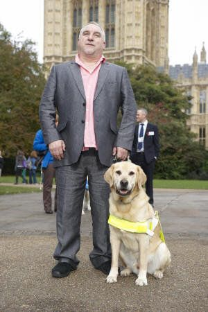 'The Day I Stop Marvelling At What My Guide Dogs Do Will Be The Day I Will Hang Up My