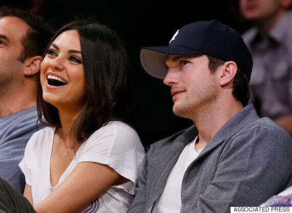 Ashton Kutcher And Mila Kunis Sue Daily Mail Over Photos Of Baby