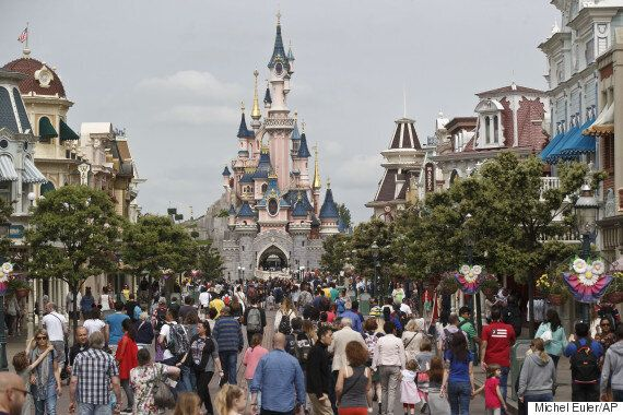 Disneyland Paris Charges British Tourists 'More Than French People' For