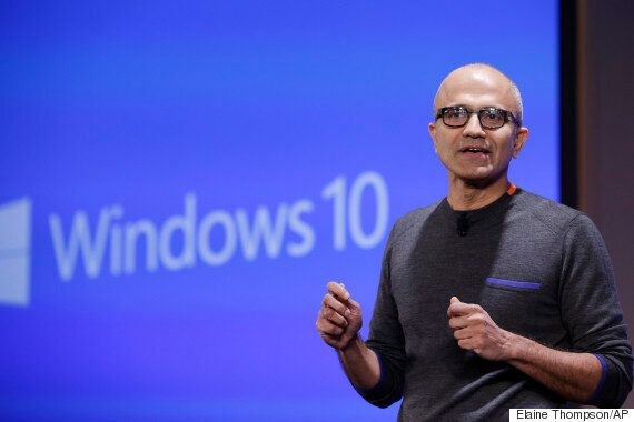 Microsoft Launches Windows 10, With New Web Browser