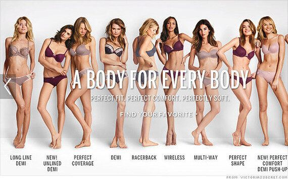 Victoria's Secret's Word Change Is A Step In The Right Direction - But Only A Small