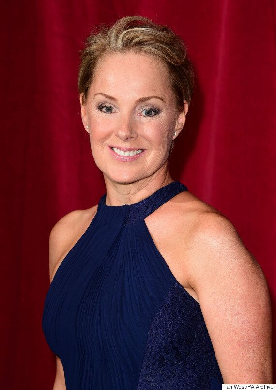 'Coronation Street': Sally Webster Actress Sally Dynevor Admits Fears Over Being