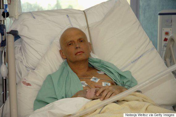 Alexander Litvinenko Said 'Daddy, Putin Has Poisoned Me' From