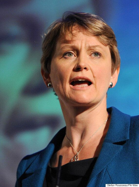 Andy Burnham And Yvette Cooper Announce Labour Leadership