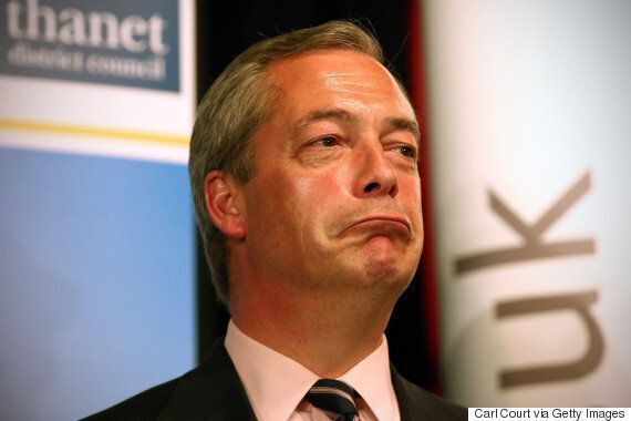 Nigel Farage Torn Into By Ukip Campaign Chief Patrick O'Flynn As Douglas Carswell Short Money Row