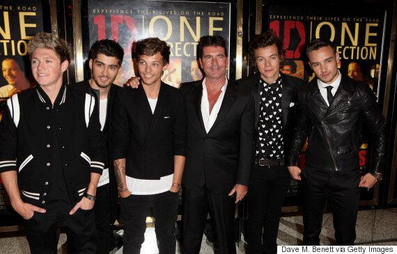 Louis Walsh Says Simon Cowell Has 'Lost Control' Of One Direction: 'I'd Give Them A Good