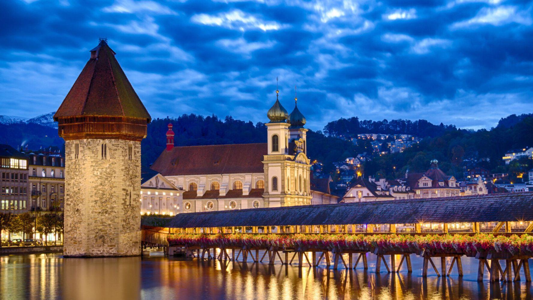Great Weekend Getaways  Lucerne Switzerland  HuffPost