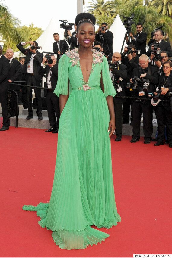 Lupita Nyong'o Cannes 2015: Our Favourite Style Moment So