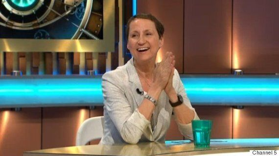 Carol McGiffin Makes First TV Appearance After Cancer Battle On 'Big Brother's Bit On The Side'