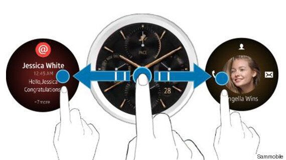 Samsung's New Smartwatch Is Going To be Unlike Anything You've Used