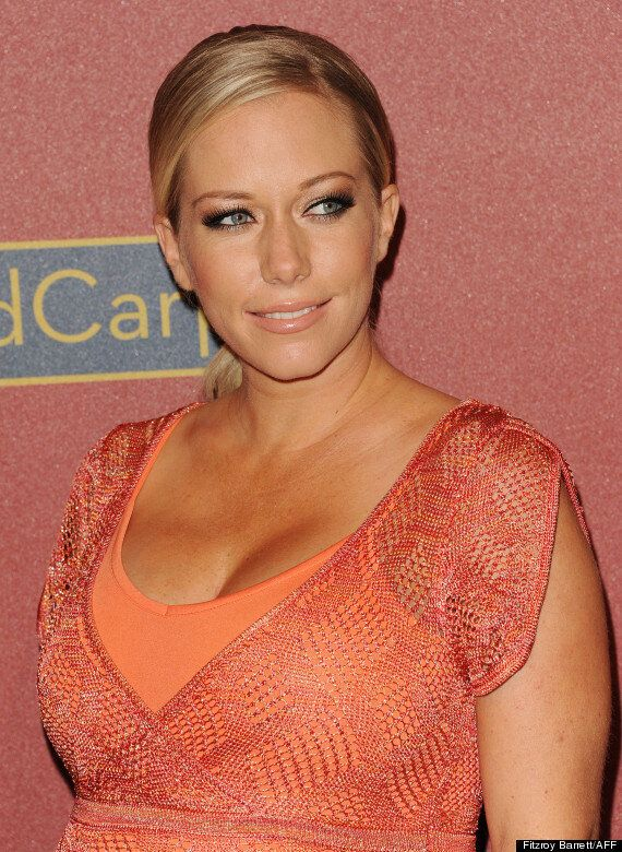 'I'm A Celebrity' 2014: Playboy Bunny Kendra Wilkinson Arrives Down Under For Jungle