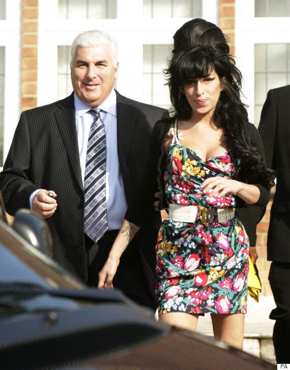 Mitch Winehouse Says He Feared For His Life After Watching Documentary 'Amy - The Girl Behind The