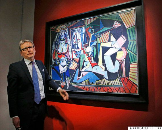 Fox News Blurred Picasso's 'Women Of Algiers' And Got Called 'Sexually