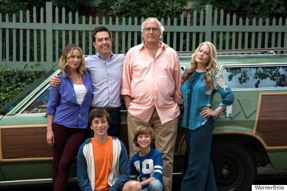 The Griswolds Are At It Again, With Ed Helms And Christina Applegate Joining Forces In