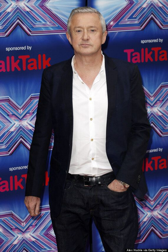 'X Factor' Judges Mel B And Louis Walsh In New Feud Over Paul Akister's