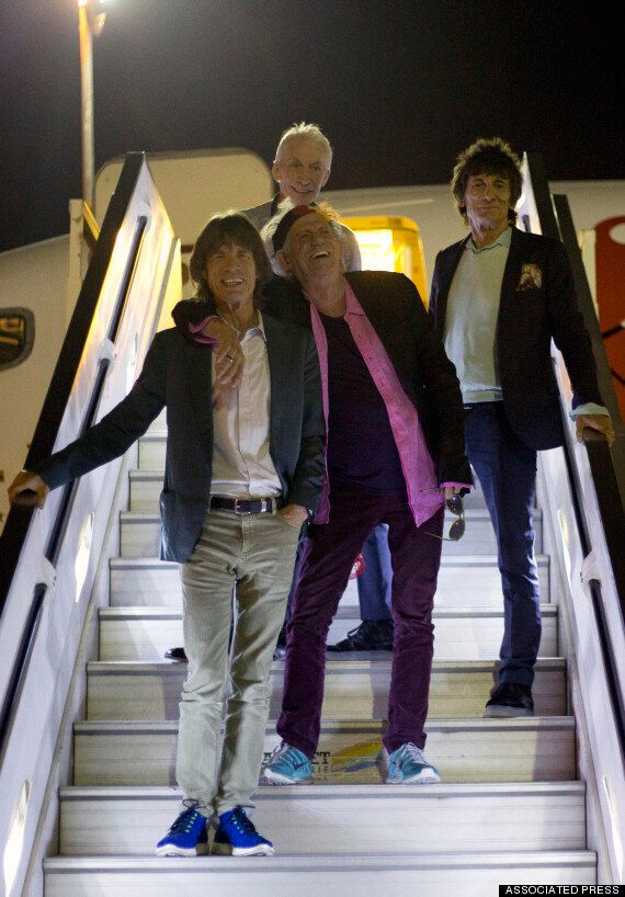 Rolling Stones Face £7.9 Million Insurance Battle Over Postponed Gigs Following L'Wren Scott's