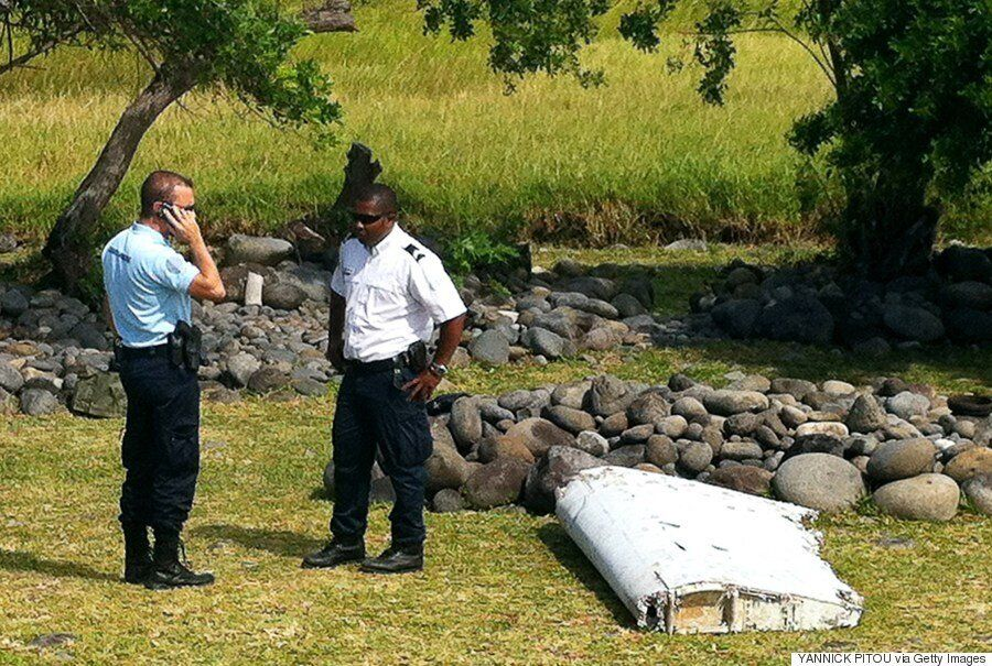 MH370: Boeing Expert Has 'High Degree Of Confidence' Reunion Island Debris Belongs To