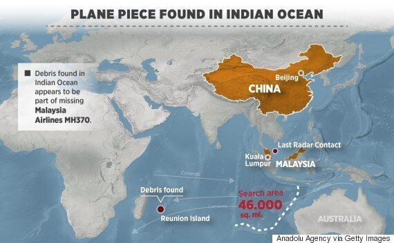 MH370 Found: Experts Confirm Debris Is From Missing Malaysia Airlines