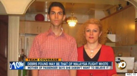 Malaysia Airlines Flight 370 Latest: Mother Of Missing Passenger Still 'Not Losing Hope' That Son Is...