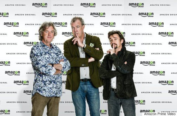 Amazon Prime Delights 'Top Gear' Fans, With Jeremy Clarkson, Richard Hammond And James May TV Show