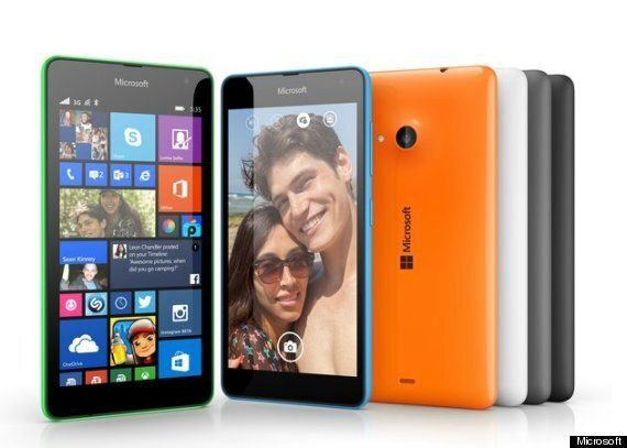 Microsoft Lumia 535 Is Not A Nokia. GOT