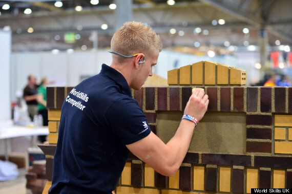 Tips On Applying For An Apprenticeship - From The World's Best Young Bricklayer Ashley