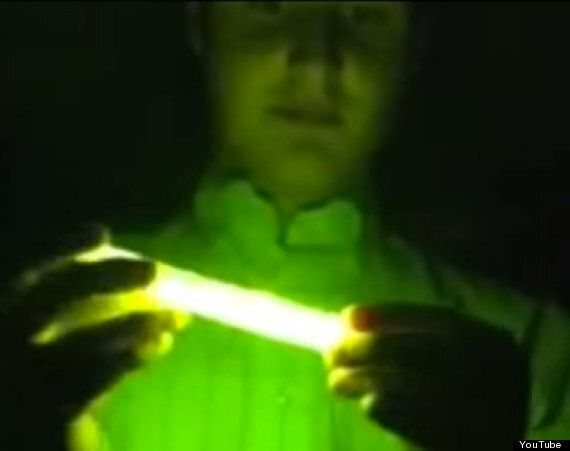 Glow Stick In Microwave Stunt Has Somewhat Obvious