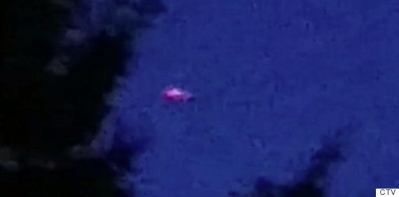 Car-Sized 'UFO' Spotted Over Canadian Naval Base Could Be A Secret