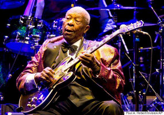 B.B. King Dead: 'King Of The Blues' Dies, Aged