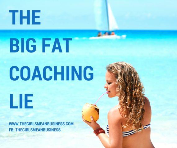 The Big Fat Coaching
