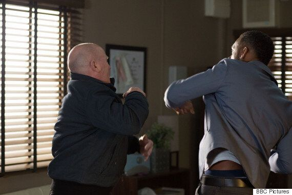 'EastEnders' Spoiler: Phil Mitchell And Vincent Hubbard Come To Blows