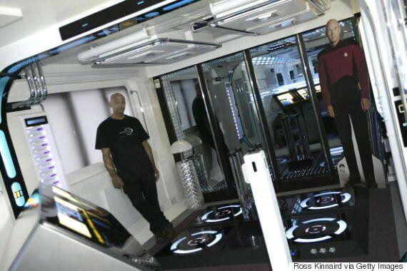 'Star Trek' Themed Flat Goes On Sale For £70k After Owner's Child Porn