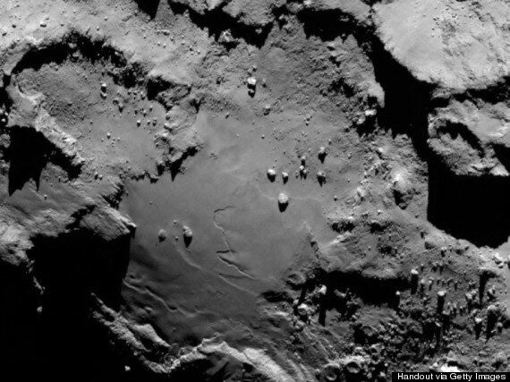 #CometLanding: Rosetta Space Craft's Historic Mission To Land On A Comet As It
