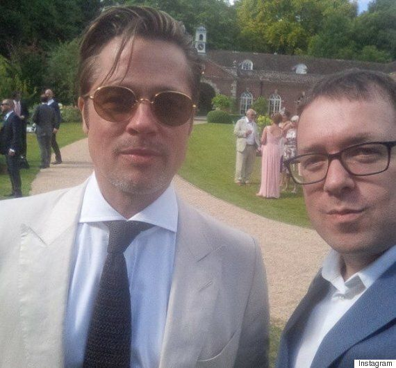 Guy Ritchie Wedding: Director Marries Jacqui Ainsley, In Front Of Pals Including David Beckham And Brad...