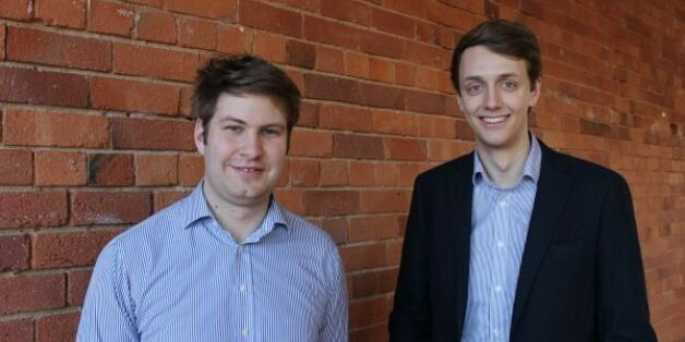 How Marketing Graduates Aaron Dicks And Tom Craig Built A £500,000 Business In Two