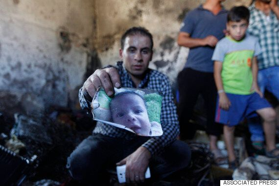 Palestinian Baby Burned To Death In Suspected 'Terror Attack' By Jewish