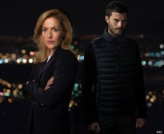 'The Fall's Gillian Anderson Reveals She's Nervous About Her Scene With Jamie
