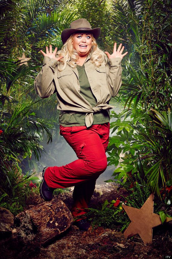 'I'm A Celebrity' 2014: 'TOWIE' Star Gemma Collins Wants To 'Lose Weight' In The