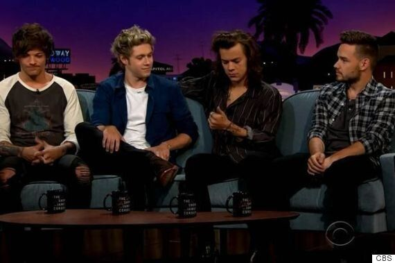 One Direction Admit They Were 'Angry' Over Zayn Malik's Departure, On James Corden's 'Late Late Show'